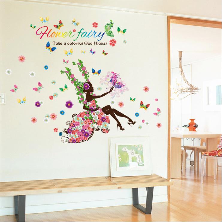 home decor/ wall decor/ wall sticker - valokichu