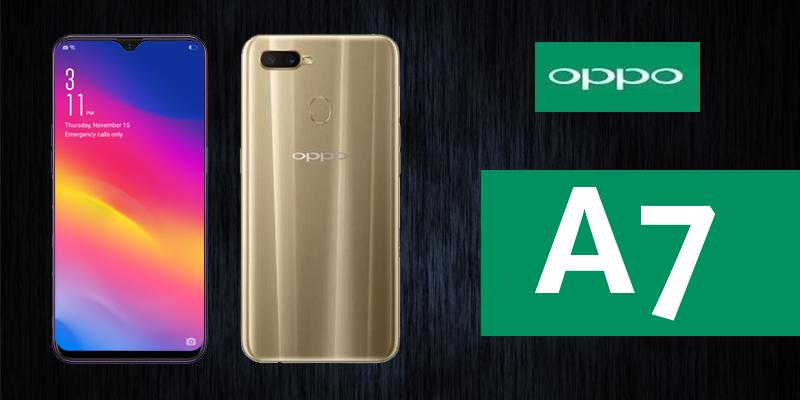 Oppo A7 - Valokichu com